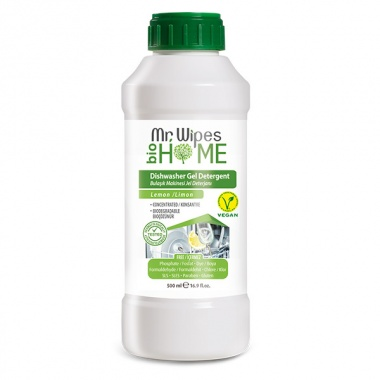 MR Wipes Konsantre Jel Bulaşık Makinesi Deterjanı 500 ML